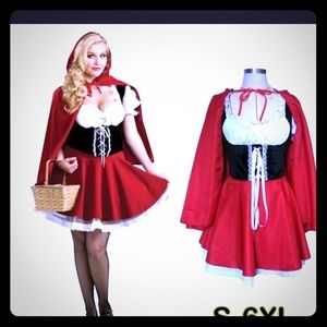 Other - Red Riding Hood costume